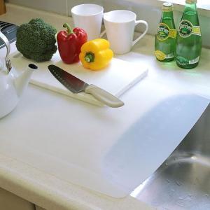 キッチン用半透明保護マット 45×45cm|1147kodawaru
