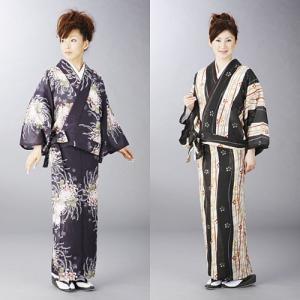 高級駒絽(こまろ) 夏用二部式着物|1147kodawaru