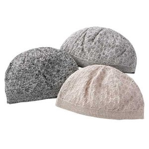 mij 日本製美濃和紙ニット帽子 3色組 NM-0006-SAI|1147kodawaru
