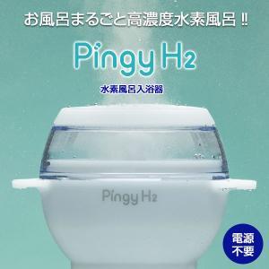 水素風呂 高濃度水素スパセット 水素発生器 Pingy H2 ピンギーエイチツー|1147kodawaru