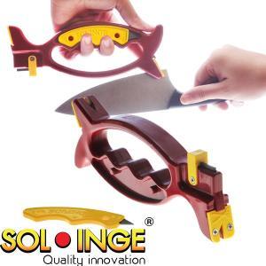 万能研ぎ器 ソリング シャープナー 包丁 ハサミ 爪切り|1147kodawaru