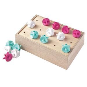 知育玩具 つのつのボード15 脳活動 積み木 ブロック遊び テトラ 集中力アップ リハビリ|1147kodawaru