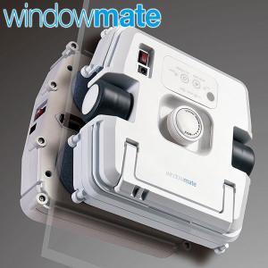【欠品】自動窓拭きロボット Windowmate ウィンドウメイト リモコン操作 外窓清掃|1147kodawaru