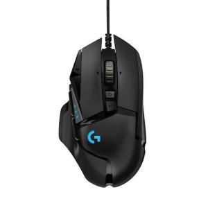 マウス ゲーミングマウス ロジクール logicool G502RGBh g502rgbh ブラック...
