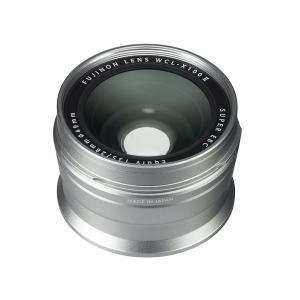カメラレンズ 富士フイルム FUJIFILM WCL-X100S2 wcl-x100s2 シルバー ...