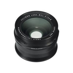 カメラレンズ 富士フイルム FUJIFILM WCL-X100B2 wcl-x100b2 ブラック ...