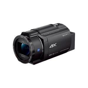デジタルビデオカメラ ハンディカム ソニー SONY FDR-AX45 fdr-ax45 ブラック ...