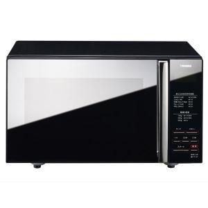 ツインバード ミラーガラスフラット電子レンジ DR-D269B ブラック黒 キッチン家電 TWINBIRD製|11myroom