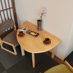 リビングテーブル ローテーブル 木製 ロットン Loton Living Table LOT-2966NA ナチュラル アッシュ材 市場家具|11myroom