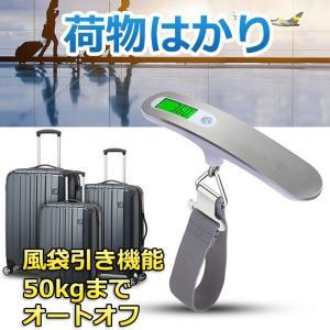 旅行はかり デジタル はかり 計量 器 携帯式デジタル スケール ステンレス仕上げ 最大50kgまで量れる 旅行 アウトドア  便利 軽量|11oclock