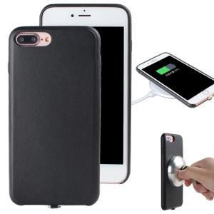 Qi ワイヤレス充電ケース iphone7 iphone66s Qiチー規格 レシーバー  スチール内蔵 アイフォンカバー 軽量 iphone76s6ケース  置くだけ無線充電|11oclock
