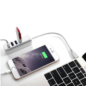 在庫処分USB-Cハブ USB3.0 4ポート Type C ハブ バスパワー 高速 USB C ハ...