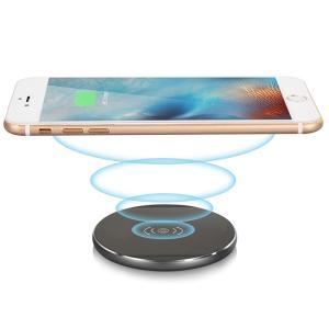ワイヤレス充電器 置くだけ充電 iPhone 8 iPhone X Qi充電器 無線充電器 Galaxy Note8S8S8 Plus S7ワイヤレスチャージャーQi 充電|11oclock