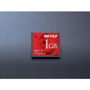 コンパクトフラッシュ 1GB RCF-X1GY|123mk