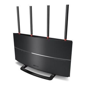 無線LAN親機 11ac/n/g/b 1733+800Mbps エアステーション ハイパワー WXR...