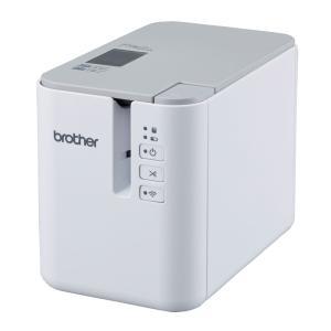 ラベルプリンター P-touch PT-P900W(360dpi/Wi-Fi) PT-P900W|123mk