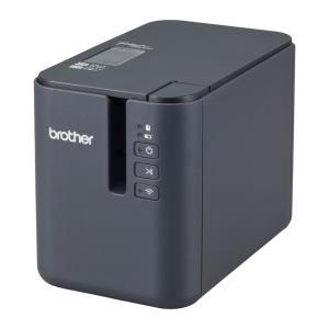 ラベルプリンター P-touch PT-P950NW(360dpi/Wi-Fi/有線LAN) PT-P950NW|123mk
