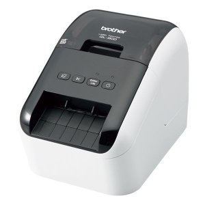 感熱ラベルプリンター(300dpi/USB)QL-800 QL-800|123mk
