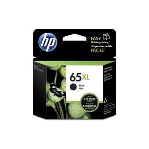 HP 65XL インクカートリッジ 黒(増量) N9K04AA|123mk