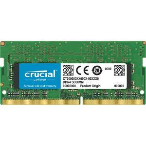 16GB DDR4 2400 MT/s (PC4-19200) CL17 DR x8 Unbuffered SODIMM 260pin CT16G4SFD824A 123mk