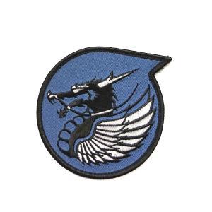 航空自衛隊 小松基地 第303飛行隊ロゴパッチ|138etex