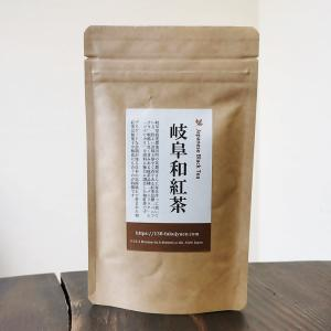 岐阜和紅茶 60g詰|138fukujyuen
