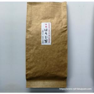 特製ほうじ茶  100g詰|138fukujyuen