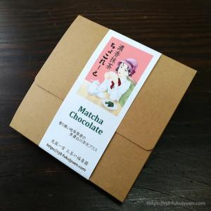 濃香抹茶ちょこれーと 40g入【割れチョコタイプ】|138fukujyuen
