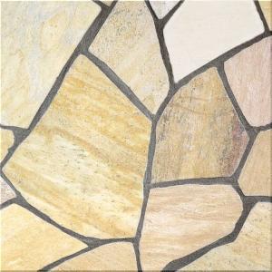 アルビノイエロー 乱形石材 1ケース(0.5m2)|148king