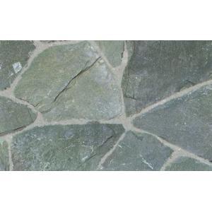 グリーンスレート 乱形石材 1ケース(0.5m2)