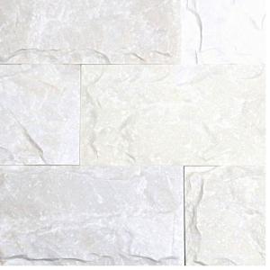 大理石 ダロイ ホワイト 150×300角 割肌 8枚/ケース|148king
