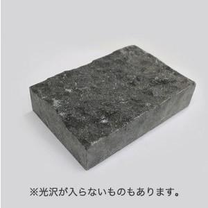 御影石 バルガスブラック  割肌 乱尺 1ケース(0.3m2入り)|148king|02