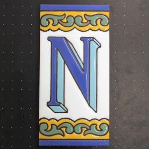 シャレット「N」|148king
