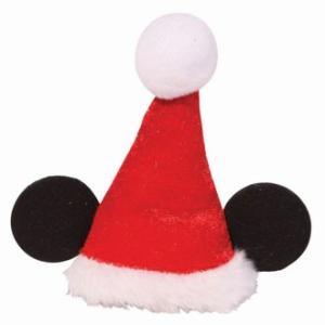 クリスマスミッキー ヘアクリップ 17137CD530 東京ローソク製造(株)|171online-shop