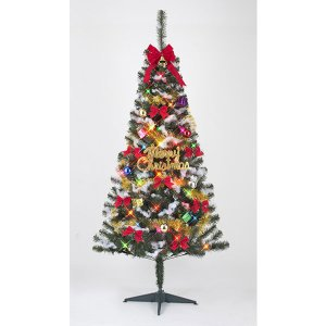 スタンダードファミリーセットツリー180cm ペッパー/ 17448TRS828 東京ローソク製造(株) クリスマスツリー|171online-shop