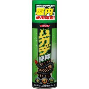 イカリ消毒 ムシクリン ムカデ用エアゾール 480ml