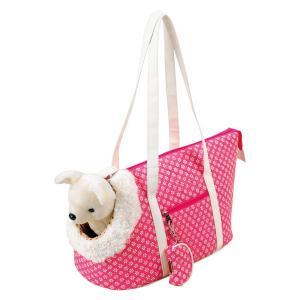 【特価】 ペットキャリー マナーポケット付 ピンク|171online-shop