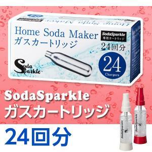 ソーダスパークル専用ガス SSK003-24 大和無線電器(株)|171online-shop