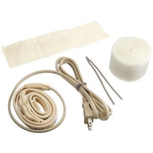 カクダイ 水道凍結防止帯 給湯・給水管兼用 1m 9698-1|171online-shop