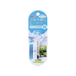 GEX(ジェックス) ファイブプラン クリスタル水温計 SS|171online-shop
