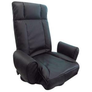 多機能肘付き回転座椅子 幅70×奥行59×高さ77cm ホームセンター|171online-shop
