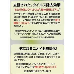 【受注生産品】 オキサイダー スプレー タイプ 容量 300ml 二酸化塩素スプレー|1885|03