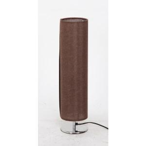 ファブリックテーブルランプ RO60 ブラウン|1885