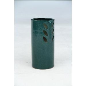 陶製信楽風傘立て NT−01|1885