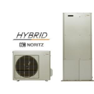 ノーリツ ハイブリッド 給湯器 SH - GTHC2400AD ハイブリッドGTH 温水暖房付 リモコン・配管カバー セット|1885
