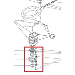 ロンシール トイレ AZ - 06570 750用部品セット|1885