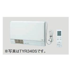 TOTO 洗面所暖房機 戸建 ・ 集合住宅向け ワイヤレスリモコン AC100Vタイプ TYR340S|1885