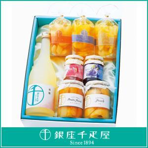 ・りんごジュース×1 ・果実ゼリー×3 ・フルーツコンポート(白桃・フルーツポンチ)各1 ・ジャム(...