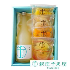 ・果実ゼリー(白桃、蜜柑、三種果実、西洋梨)各1 ・オリジナル果汁(りんご)×1  関連キーワード:...
