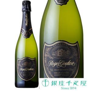 ホワイトデー 2018 ワイン ギフト 銀座千疋屋 ロジャーグラート・カウ゛ァ・グラン・キュウ゛ェ・ジョゼップ・ウ゛ァイス(BOX付)|1894ginza-sembikiya